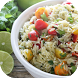 Organic Food Salads Recipes by Tranc Inc.