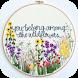 Embroidery Pattern Designs by Senakok