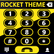 Theme Rocketdial Mixer Yellow by Tak Team Studio
