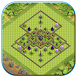 Th9 Hybrid Base COC Layouts by sankaapps