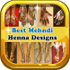 Best Mehndi henna Designs by dev6_6