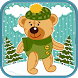 Frolic Ted Face by KIDS GAMES DEVELOPMENT PUZZLES FAMILY BRAIN TEASER