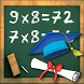 Multiplication Table Game by Bitron Games