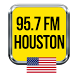 95.7 Radio Station Houston by anaco