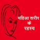 Mahila Sharir Ke Rahasya by Entertain2Dunia