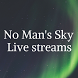 Live streams for No Man's Sky by Maxence Cornet