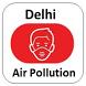 Delhi Air Pollution Status by Vasithwam