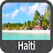 Haiti GPS Nautical and Fishing Charts by FLYTOMAP INC