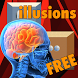 TheBrain Optical Illusion FREE by Flywheel Apps