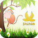 Hungry Monkey Run Game by SyiraKim's Production