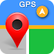 GPS Route Find - Maps Navigation Location Tracker by Logindroids