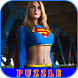 Sexy Super Woman Puzzle by Puzzles Girls Generation