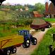 Farming Tractor Adventure - Sim Driving 2018