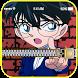 Conan Zipper Lock Screen: anime mobile lockscreen by InstaSweetApp