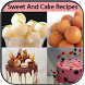 Sweets and Cake Recipe