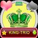 Кинг втроем, King-Trio by Karl Logic Games