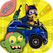 Paw Zombie Patrol Race ♧ by Best Top Games