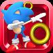 Sonic speed : BOOM runners game