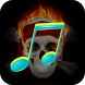 Skull Theme For Free Music Player by Keyboard Theme & Music Player Theme