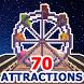 Big Amusement Park Minecraft Map by mcpeliha@gmail.com