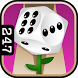 Spring Backgammon by 24/7 Games llc