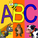 Learn ABC alphabet w animals by MotionTale co.,Ltd.
