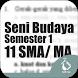 Kelas 11 SMA-SMK-MA Mapel Seni Budaya Smt 1 by Soft Inc