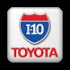 I-10 Toyota Dealer App by AutoMotionTV
