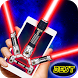 Laser Weapons Lightsaber 3D by Big Pink