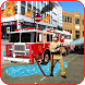 Firefighter Hero City Rescue by Coding Squares