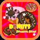 Donuts Blossom Blast by Dzakib