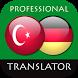 Turkish German Translator by Suvorov-Development