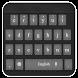 Black Leather Typewriter by Remote design studio