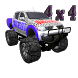 Monster Truck Offroad by Jogos Monstro