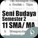 Kelas 11 SMA-SMK-MA Mapel Seni Budaya Smt 2 by Soft Inc