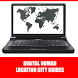 Digital Nomad City Guides by bluemonkey apps