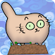 Kitty Rocks! Jumping cat game by Dustin Pinkie