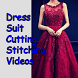 Dress Suit Cutting Stitching Videos by Ninjax Interactive