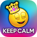 Keep Calm Wallpapers by PikasApps