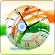 India Clock Live Wallpaper by QuickPopApps