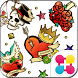 Temporary Tattoos Wallpaper by +HOME by Ateam