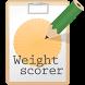 Weight Scorer【ウエィトスコアー】 by 株式会社エルメディア