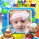 Birthday Photo Frames by APPLIQO
