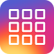 Insta Grid For Instagram by Android App ooo