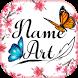 Name Art - Focus n Filter by VinTool Studio