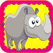 Cute Animals Puzzle Game by Witty Kids Games