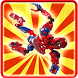 Mega Block Spider-man by POMON2016