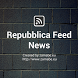 Repubblica Feed News by zamabe.eu