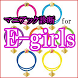 マニアック診断 for E-girls by pikopiko18