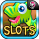Dino Puppies Slots by Pink Zebra Games